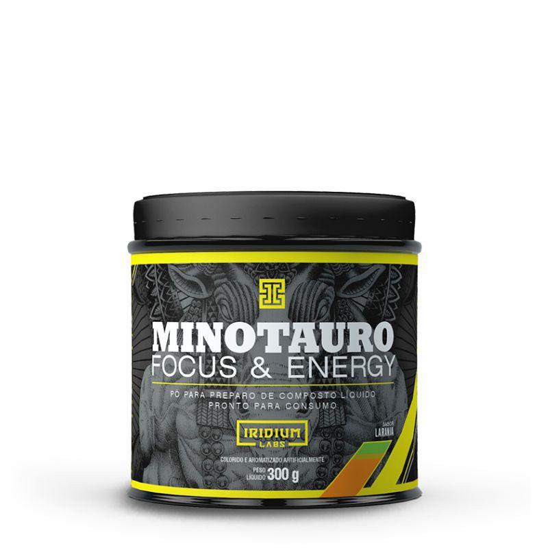 Minotauro Pré-Treino (300G) Iridium Labs