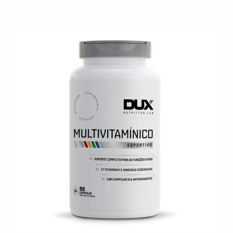 Multivitamínico (90 Caps) Dux Nutriton