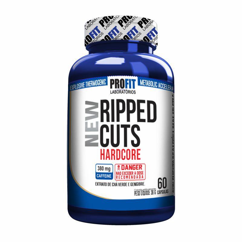 New Ripped Cuts Hardcore (Termogênico) Profit Labs