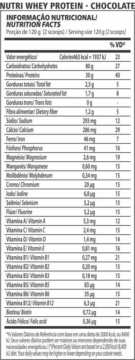 Nutri Whey Protein 907G  Integralmedica + Batata Doce Em Pó 800G Sanomax Coqueteleira Grátis