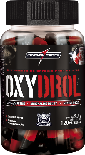 Oxydrol 120 cápsulas