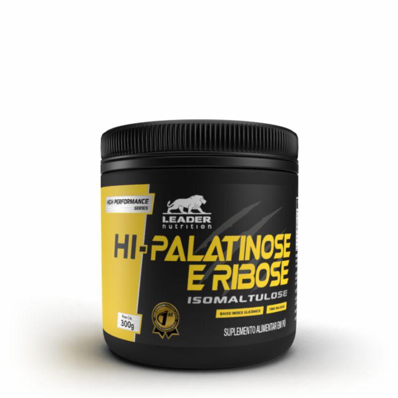 Palatinose e Riborse (300G) Leader Nutrition