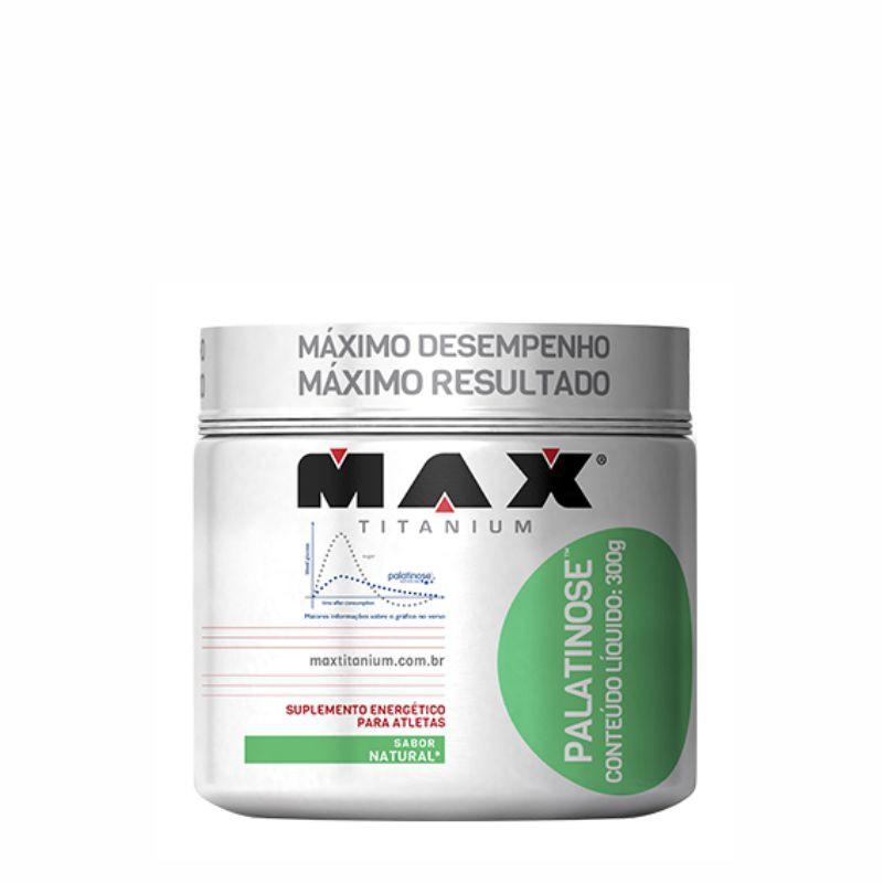 Palatinose Isomaltulose (300G) Max Titanium