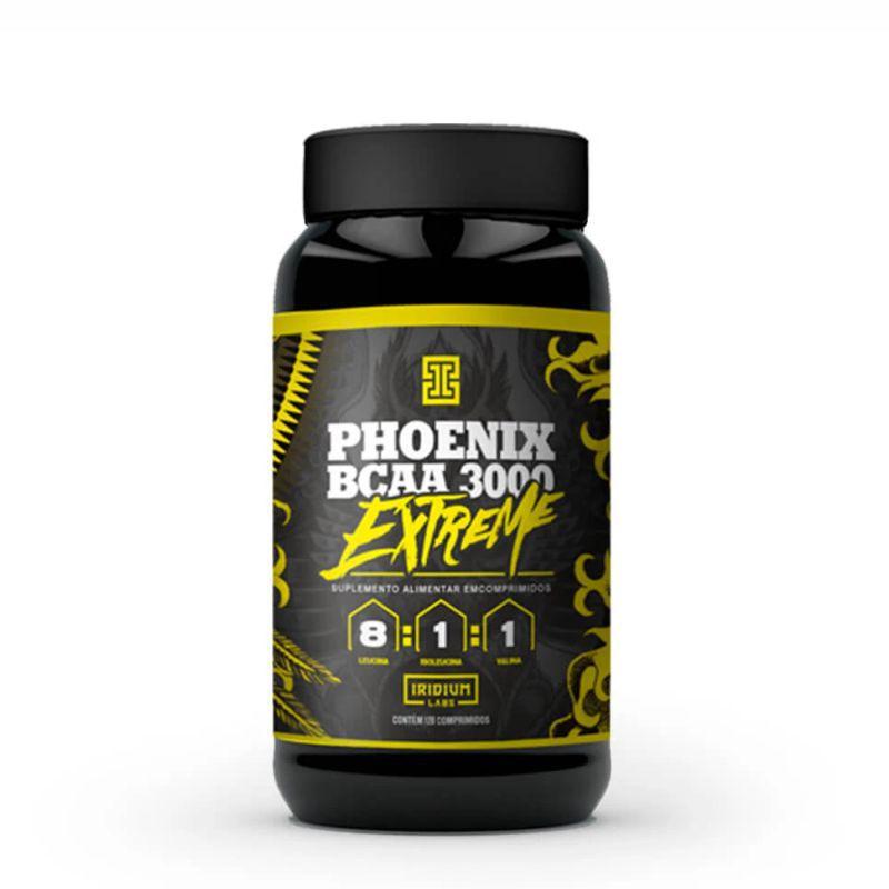 Phoenix BCAA  (120 Comps) Iridium Labs