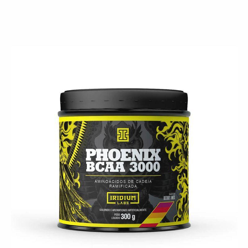 Phoenix BCAA 3000 (300G) Iridium Labs
