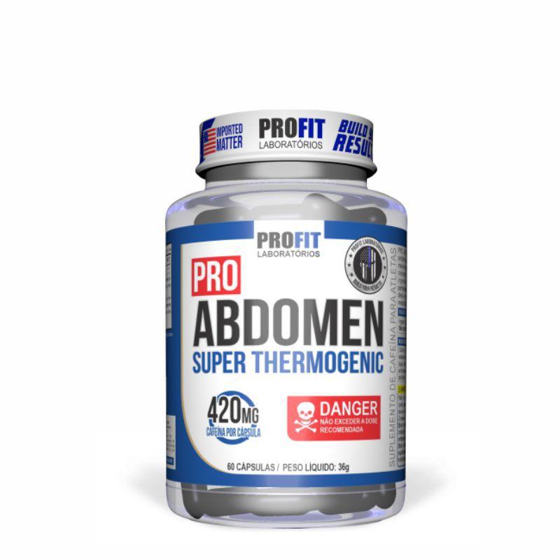 Pro Abdomen (60 Cáps) Profit Labs
