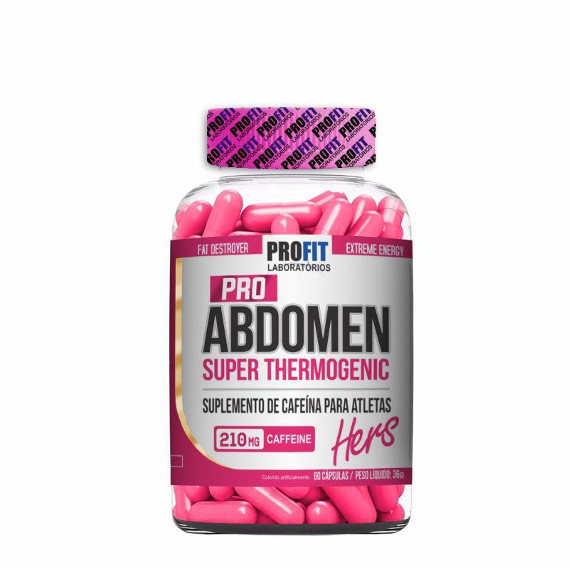 Pro Abdomen Hers (60 Cáps) Profit Labs