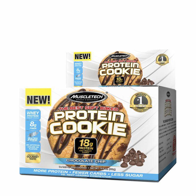 Protein Cookies Muscleteck