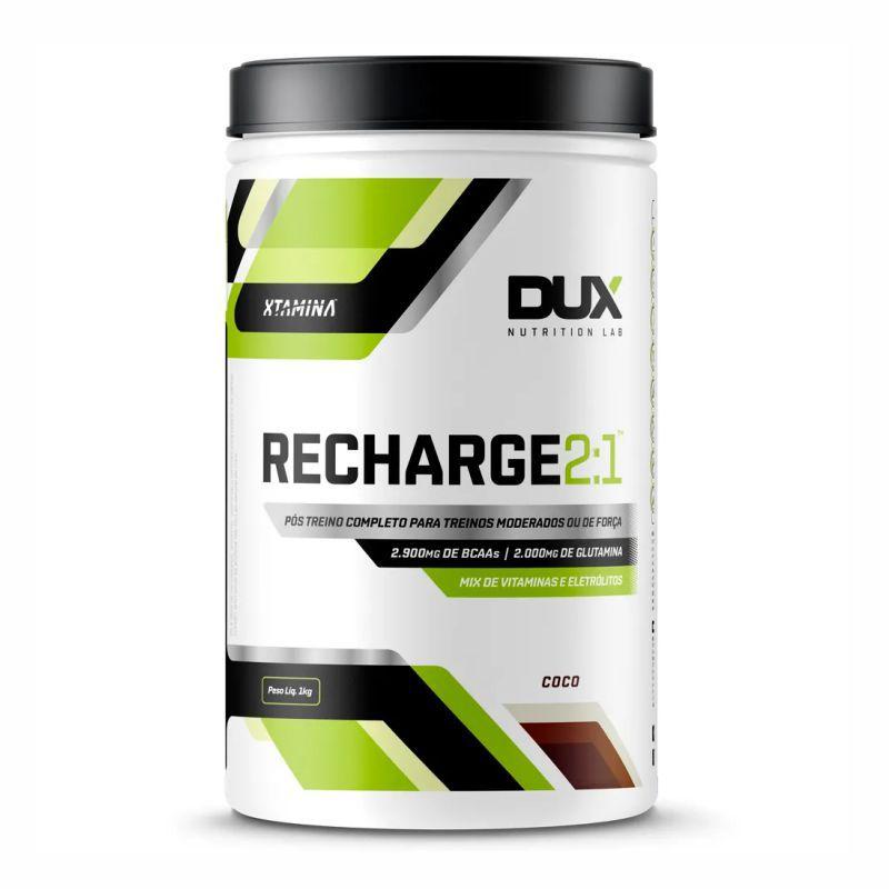 Recharge 2:1 Pós-Treino (1kg) Dux Nutrition