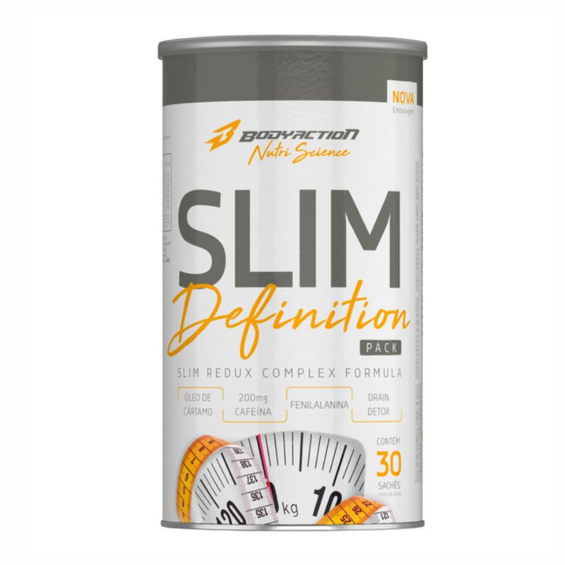 Slim Definition Nutri Science (30 PACKS) BodyAction