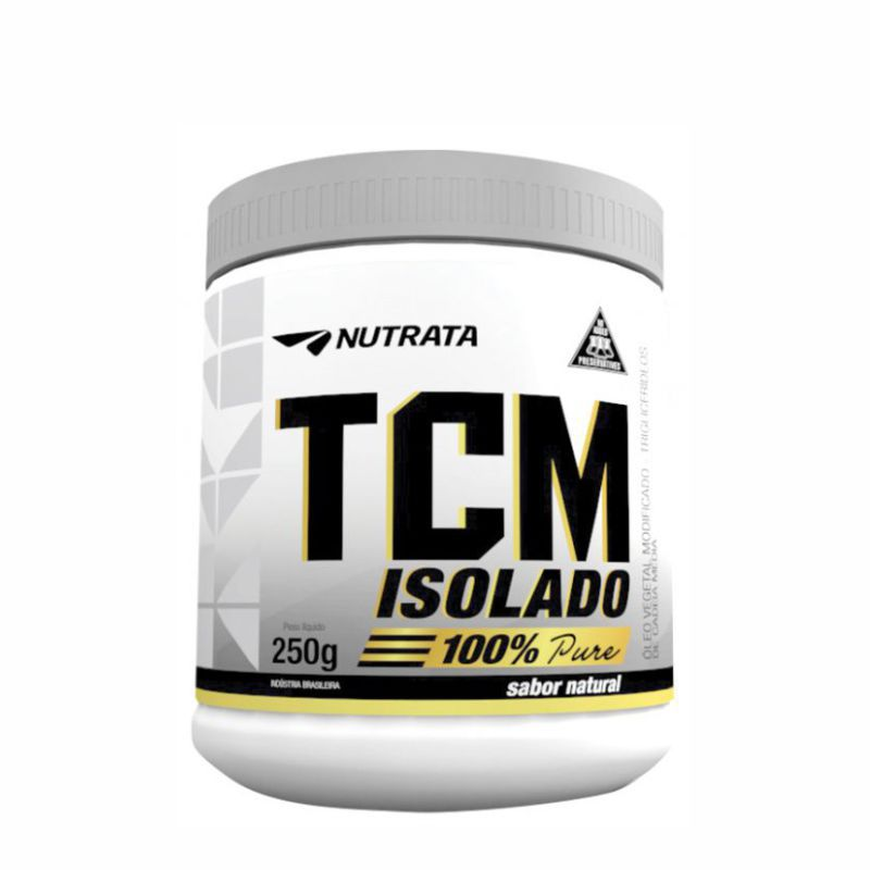 TCM Isolado (250G) Nutrata
