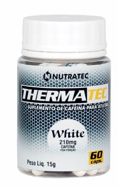 THERMATEC WHITE 60 CÁPSULAS