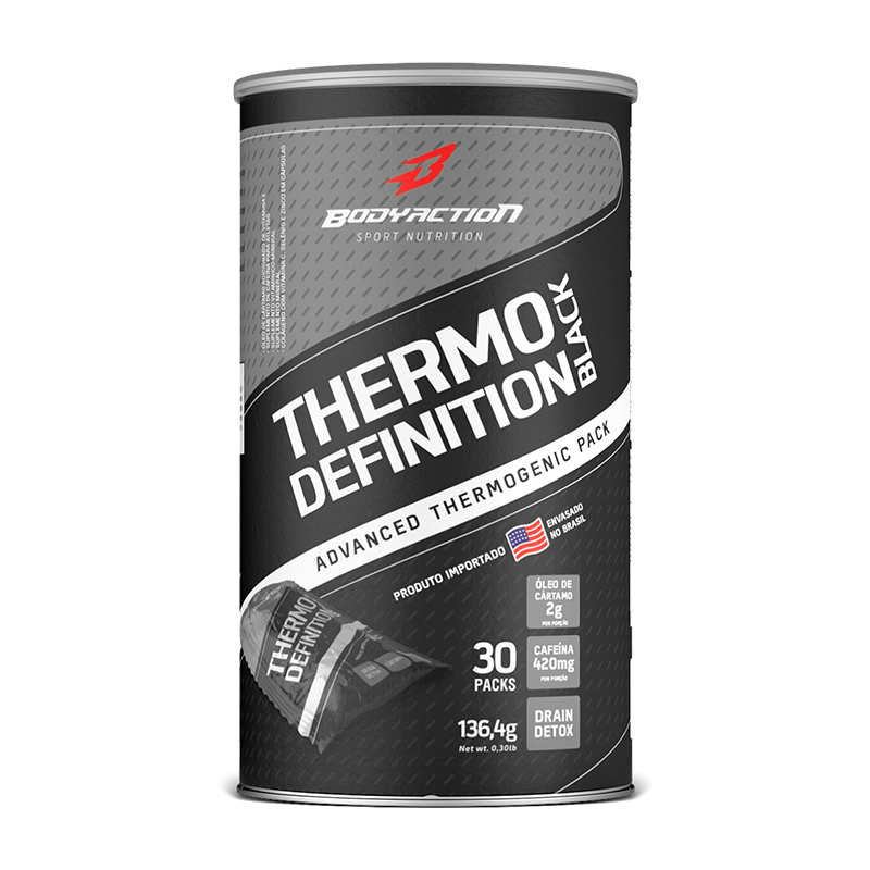 Thermo Definition (Pack) BodyAction