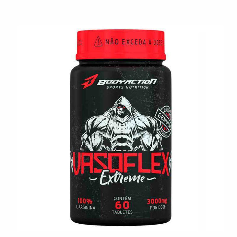 Vasoflex Extreme (60 Cápsulas) BodyAction