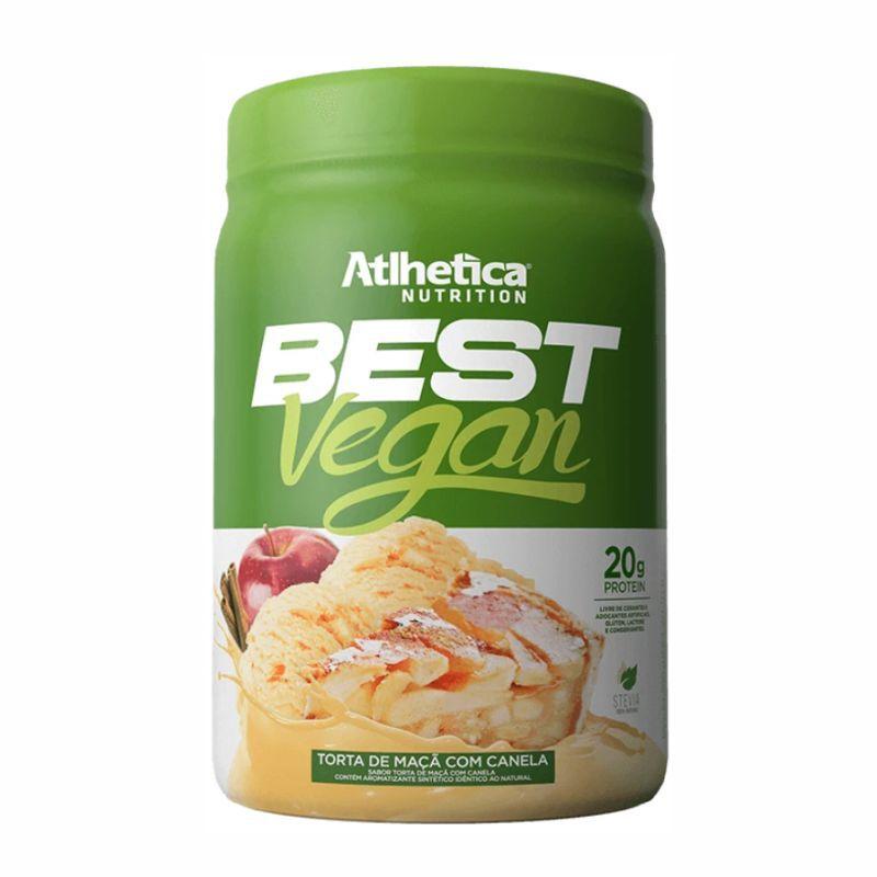 Whey Best Vegan® (500G) Atlhetica Nutrition