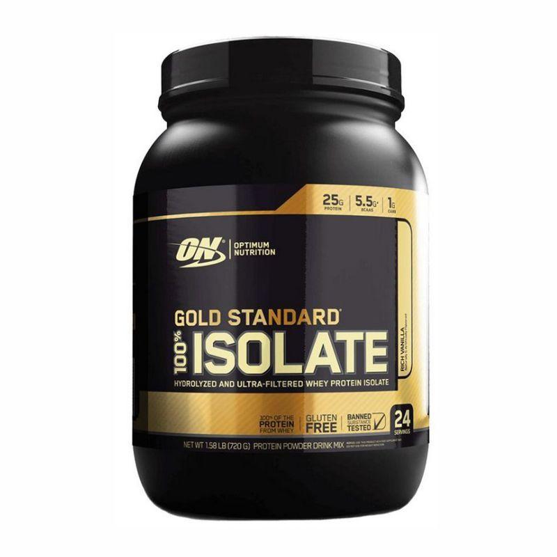 Whey Gold Standard 100% Isolado  (720G) Optimum Nutrition