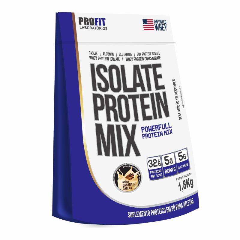 Whey Isolado Protein Mix (Blend de Proteínas) Profit Labs