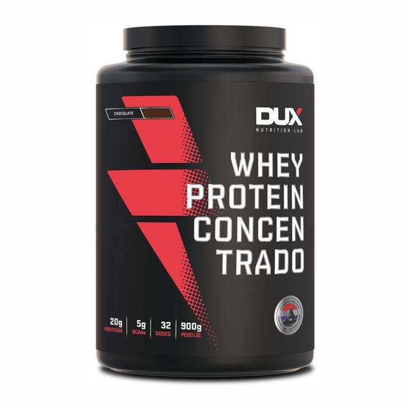 Whey Protein Concentrado (900G) Dux Nutrition