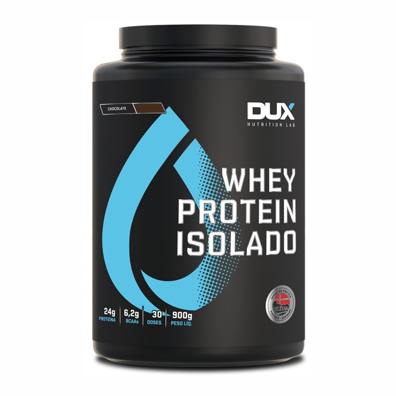 Whey Protein Isolado (900G) Dux Nutrition