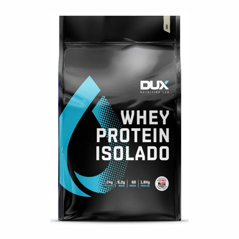 Whey Protein Isolado Pouch  (1,8 KG) Dux Nutrition