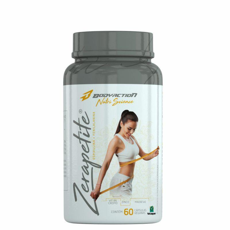 Zerapetite (60 Cápsulas) BodyAction