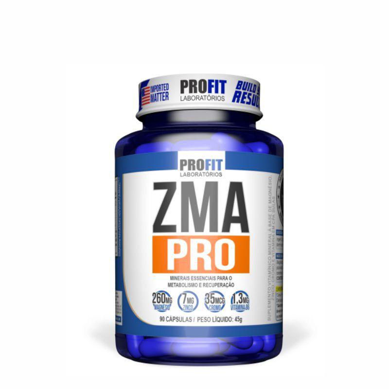 ZMA PRO (90 Cápsulas) Profit Labs