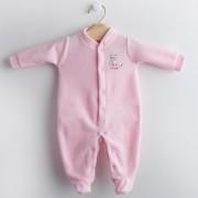 Macacão Pijama Rosa