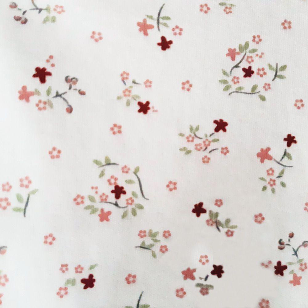 Body Floral (manga longa)