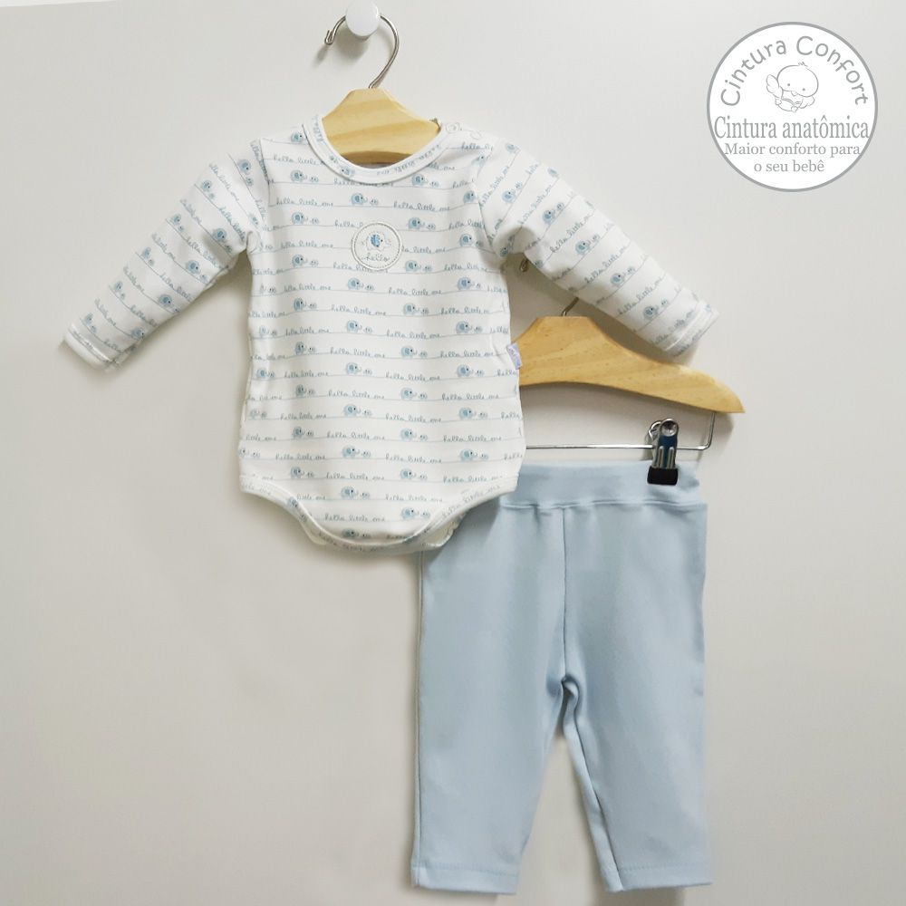 Conjunto Body e Calça Little One