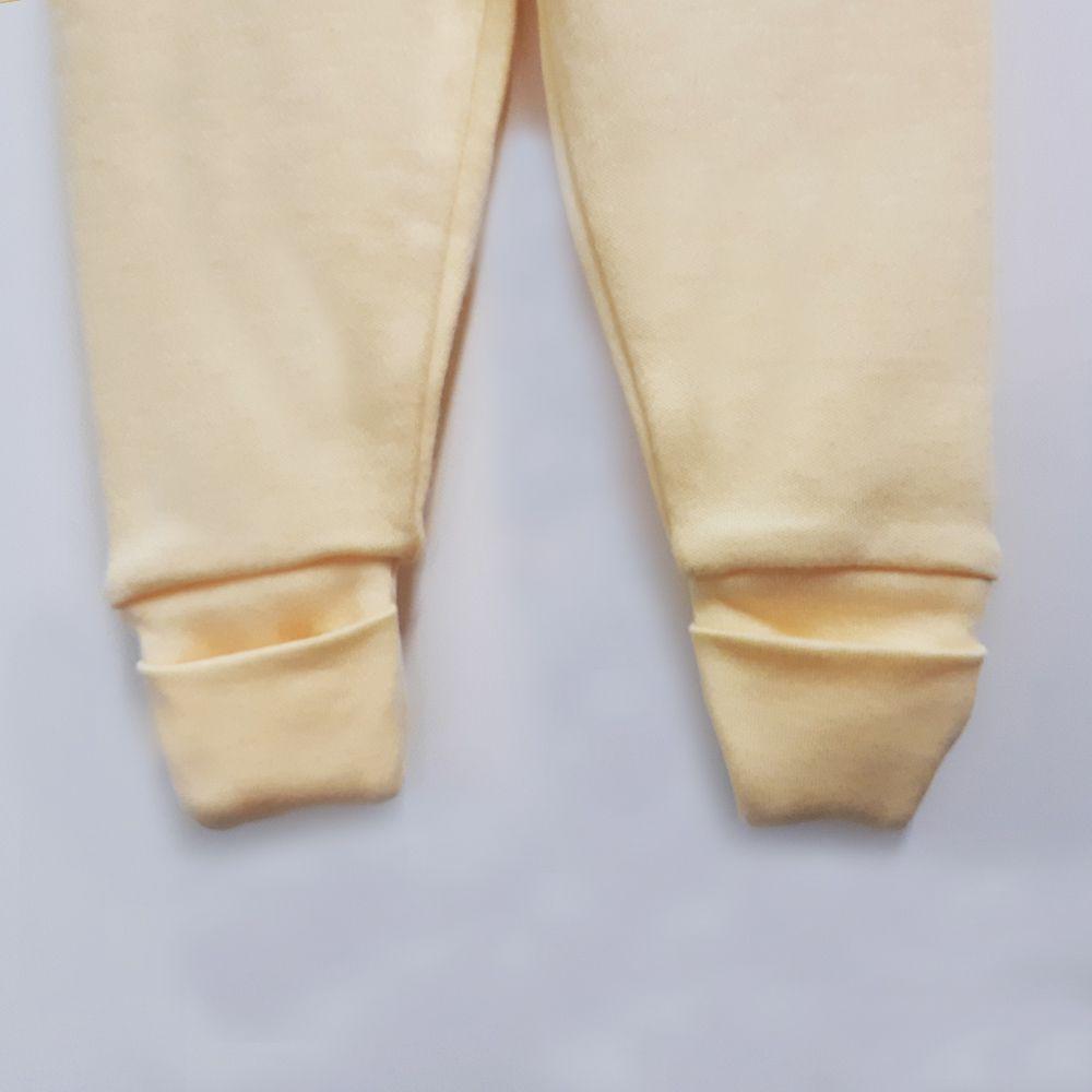 Conjunto Body Transpassado e Calça  Patinhos