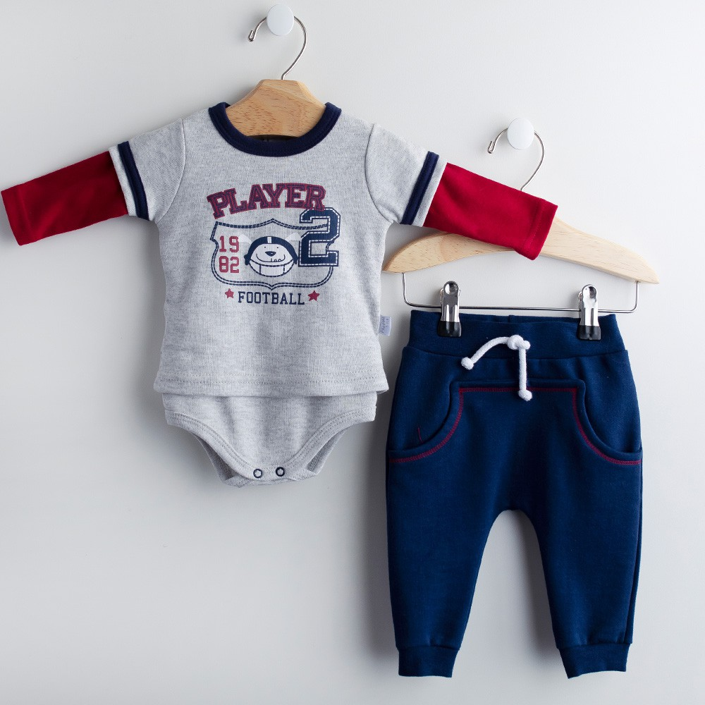 Conjunto Playwear Football