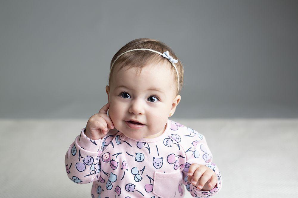 Macacão Longo Rosa Bebê - Linha NUPIE