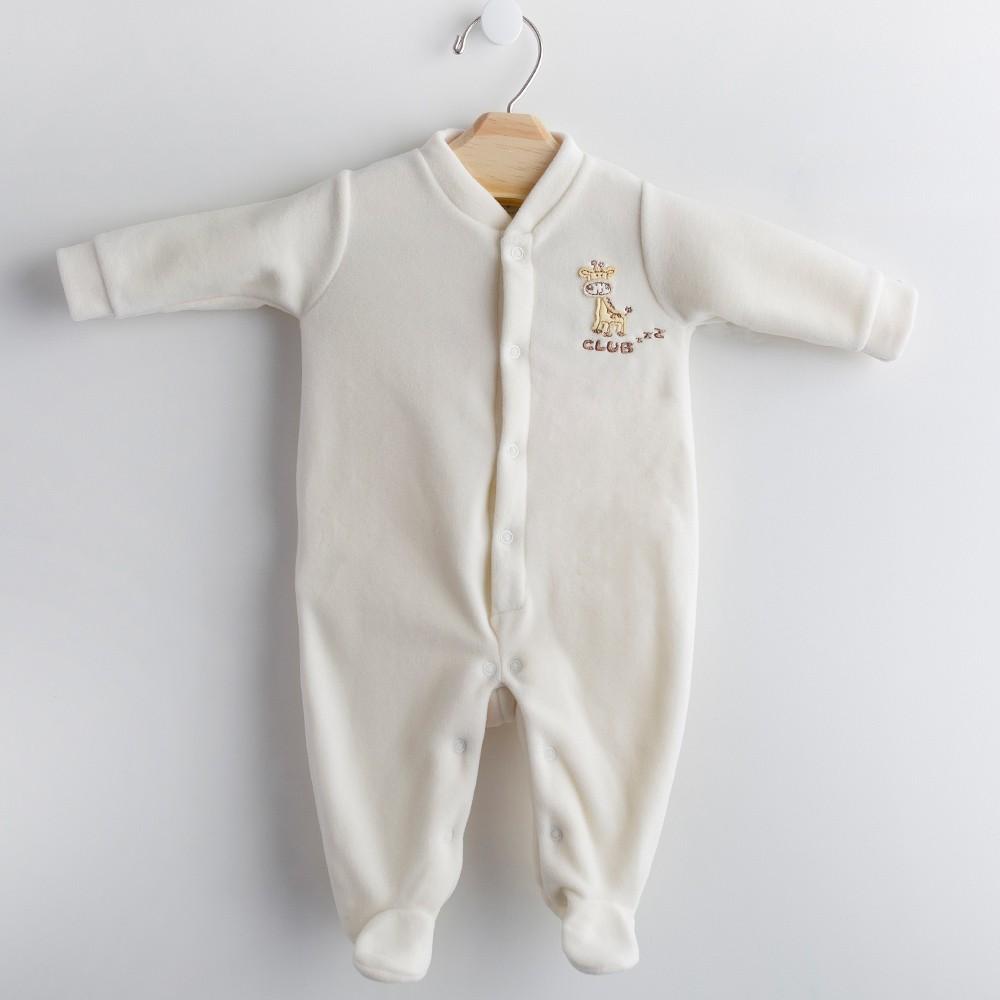 Macacão Pijama Marfim