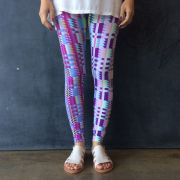 Calça Legging Adulto Básica Lilás