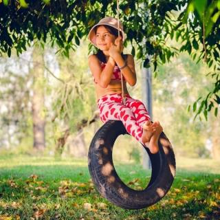 Calça Legging Infantil Estampada TUM TUM