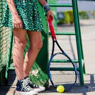Short Saia Estampado Onça Verde