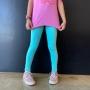 Calça Legging Infantil Aqua