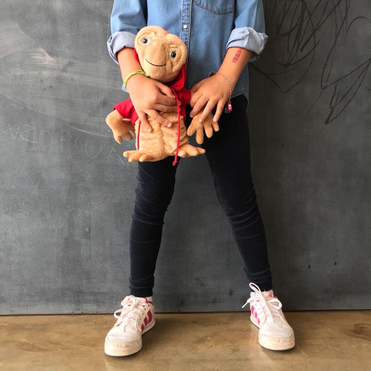 Calça Legging Infantil Veludo Preta
