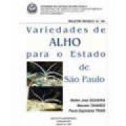 Boletim Técnico 165 - Variedades de Alho Para o Estado de São Paulo