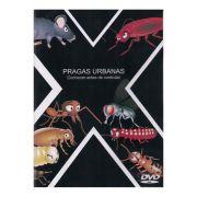 DVD - Pragas Urbanas - Conhecer Antes de Controlar