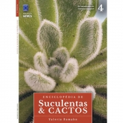 Enciclopédia de Suculentas e Cactos Vol 4