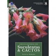 Enciclopédia de Suculentas e Cactos - Volume 8