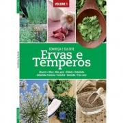 Ervas e Temperos: Conheça e Cultive Vol 1
