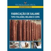 Fabricação de Salames Tipo Italiano, Milano e Copa