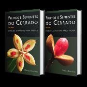 Frutos e Sementes do Cerrado - Vol. 1 e Vol.2