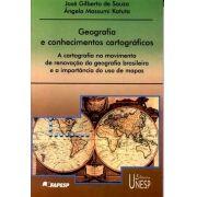 Geografia e Conhecimentos Cartográficos