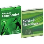 Kit  Nutrição de Ruminantes e Nutrição de não Ruminantes
