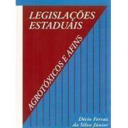 Legislações Estaduais - Agrotóxicos e Afins