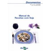 Manual de receitas com soja
