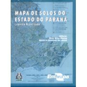 Mapa de Solos do Estado do Paraná